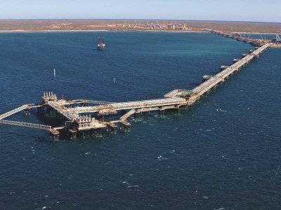 Gorgon LNG Jetty